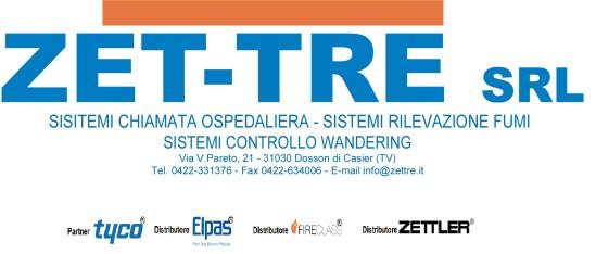 Logo ZET-TRE stampa