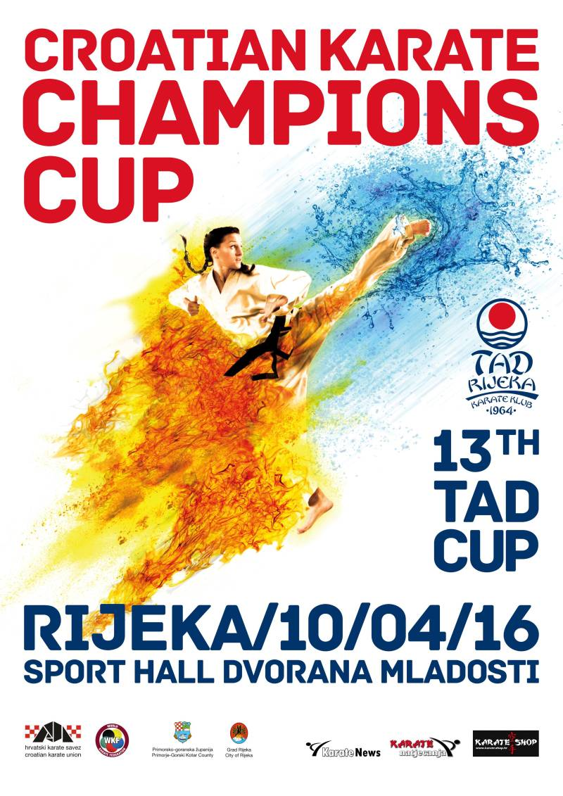 croatian-karate-champions-cup-2016---13th-tad-cup-Plakat